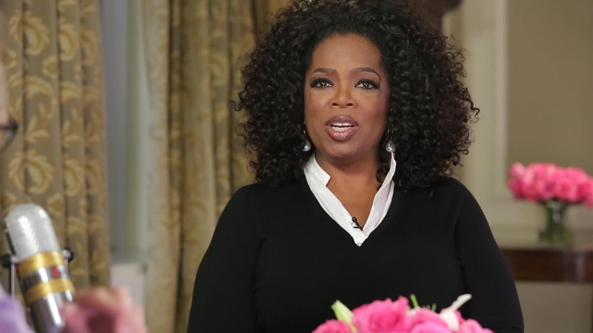 interviews with oprah winfrey