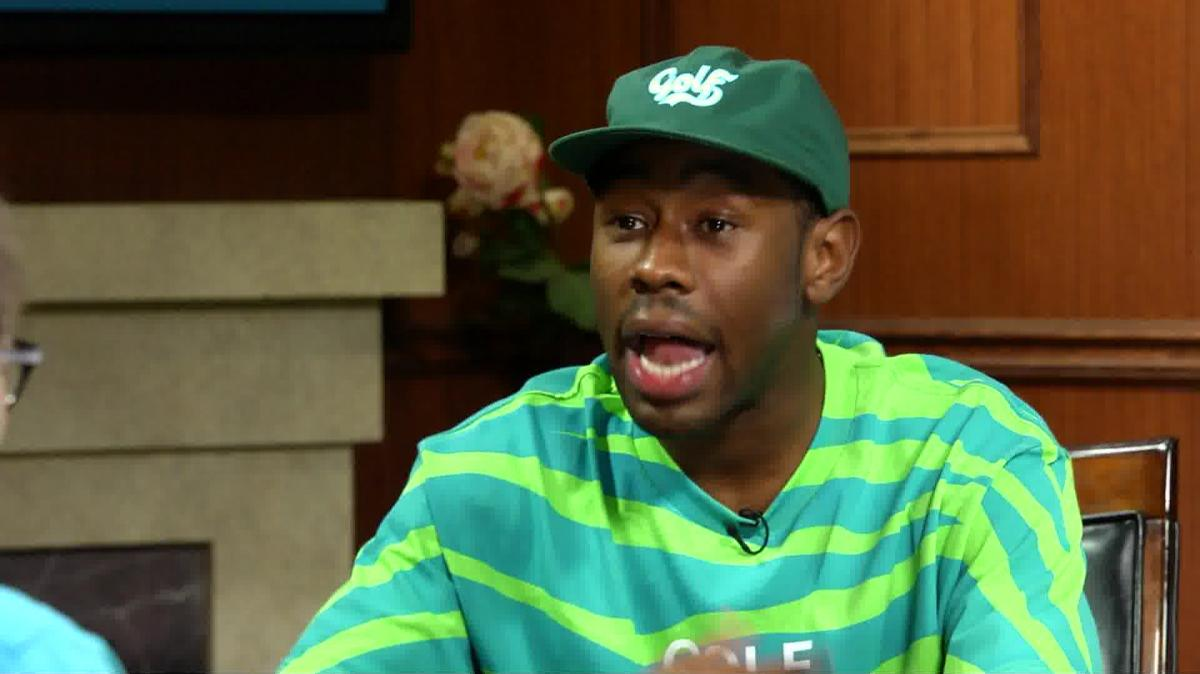 Tyler The Creator Quotes Tyler The Creator On A Gay Rapper  Larry King Now