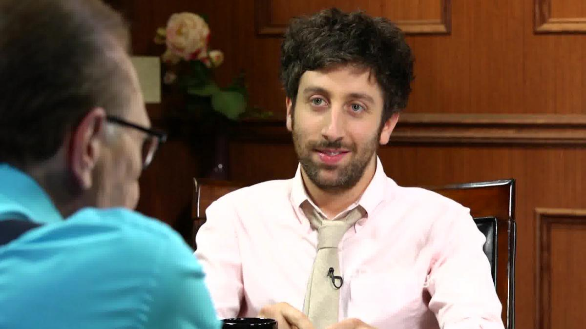Image result for simon helberg drunk history