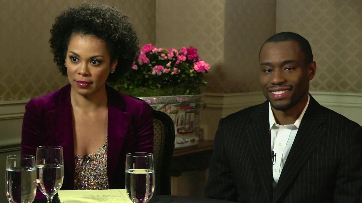 Amy Holmes & Marc Lamont Hill talk to Larry King about 2012 election ...