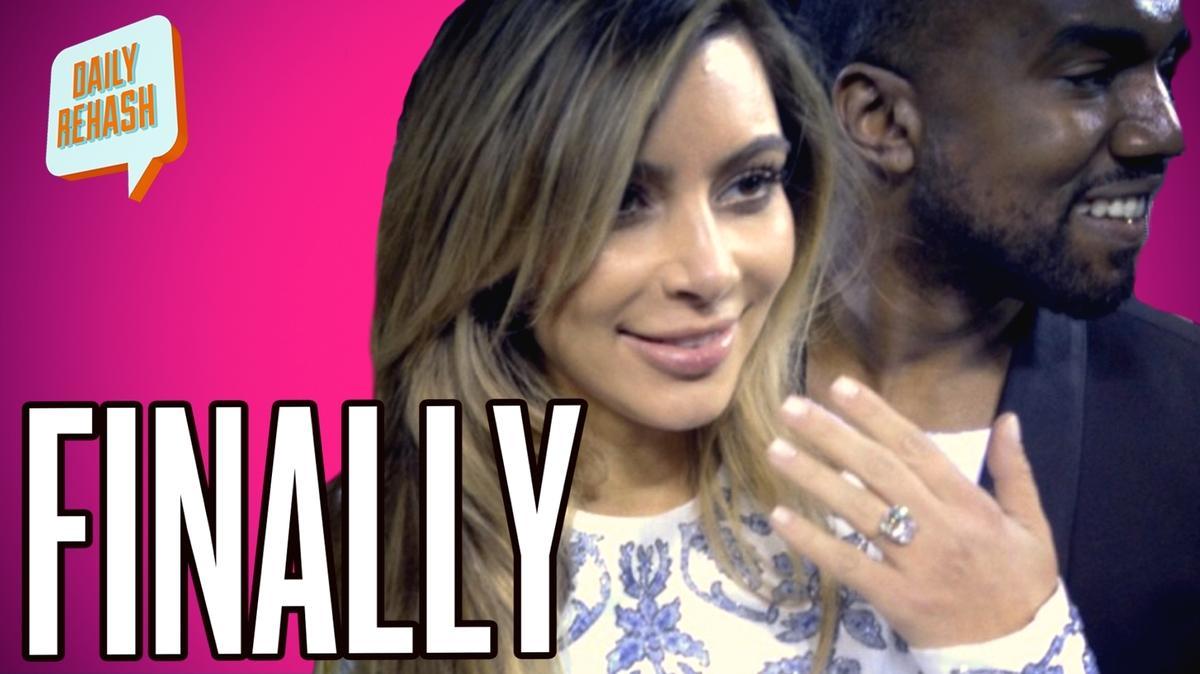Lady Gaga Engaged Kim ...