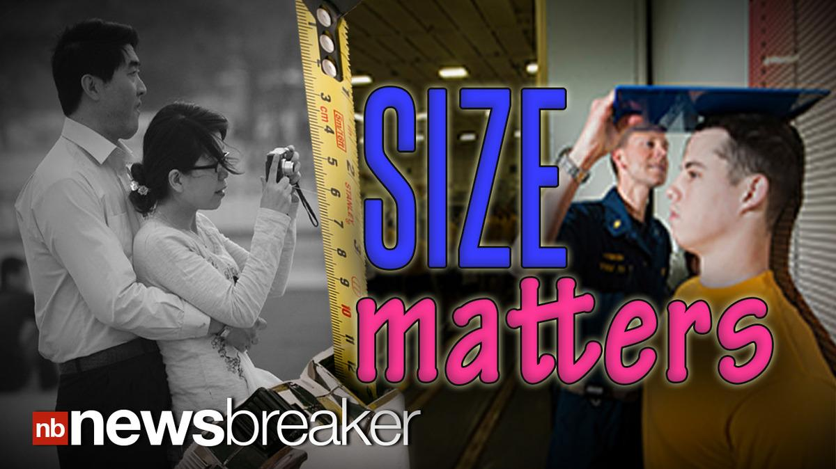 size matters in online dating
