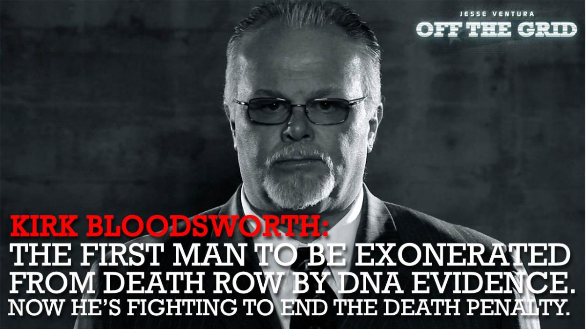 Bloodsworth the first man exonerated from death row by dna evidence
