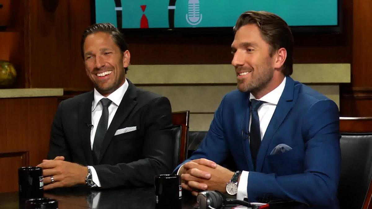 Henrik Brother Joel Lundqvist We Started A Small Fire