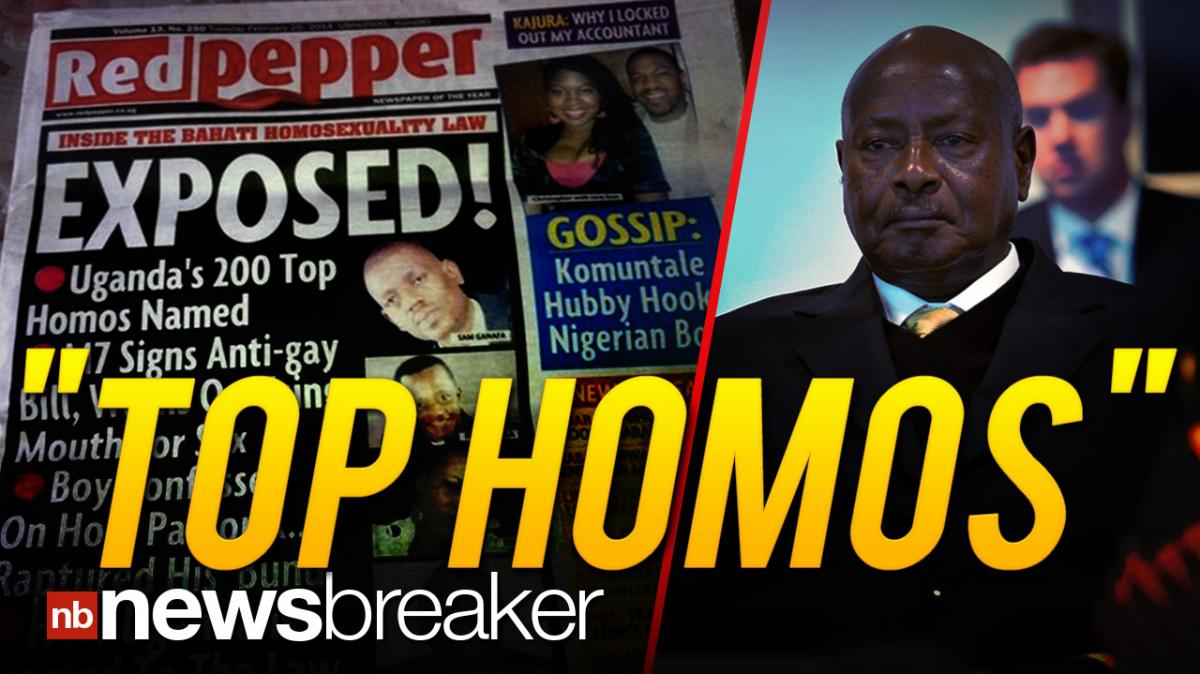 Uganda: Top 200 Homosexuals Exposed'