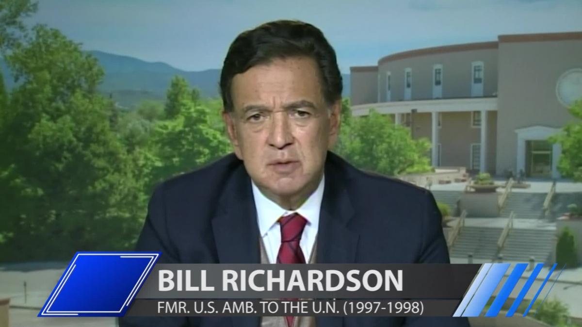 Schwulenheirat Bill Richardson