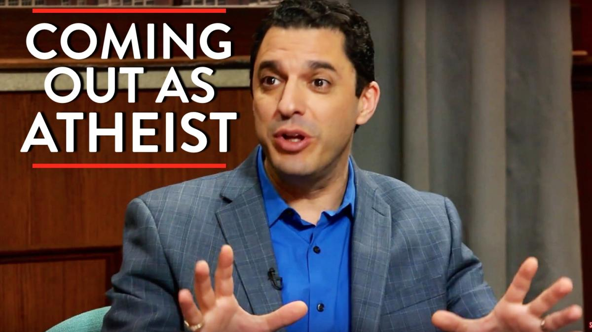 coming out as atheist the rubin report. Black Bedroom Furniture Sets. Home Design Ideas