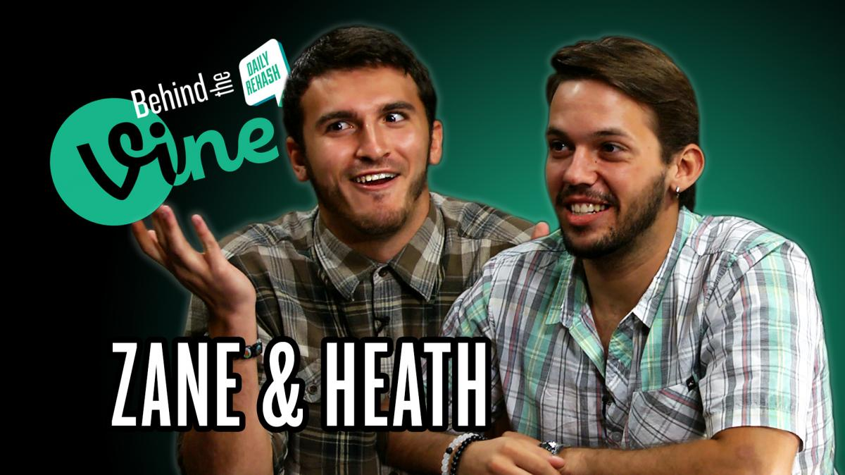 behind the vine with zane and heath daily rehash