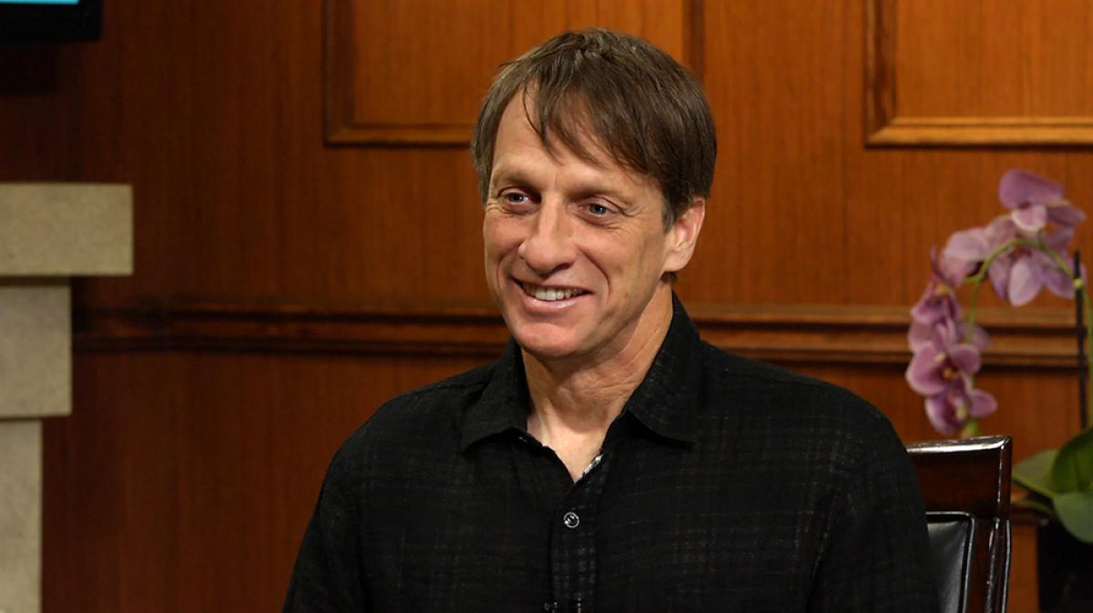 if you only knew tony hawk larry king now ora tv tony hawk on skateboarding in the 2020 olympics amp