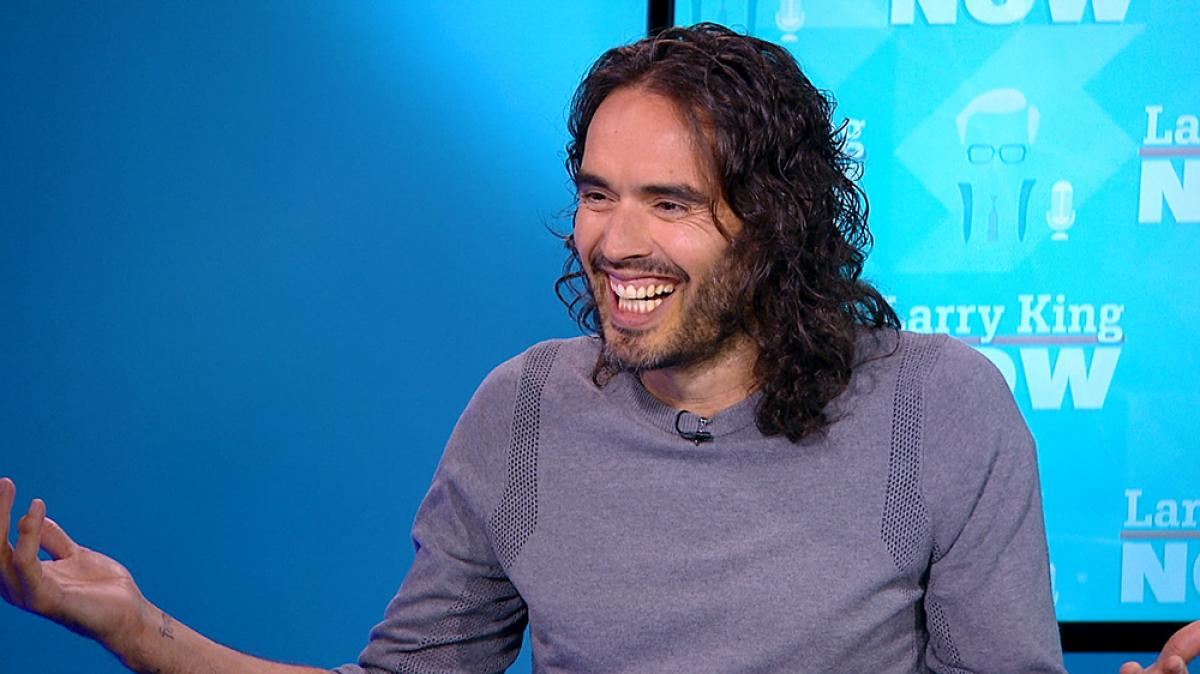 Russell Brand Pens Eloquent Addiction Essay, Reveals He's Still Tempted to Take Heroin