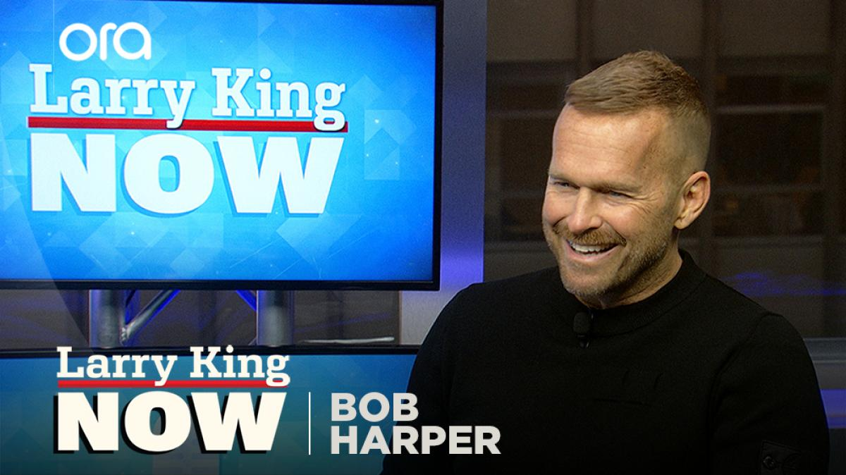Bob Harper reflects on the year since he suffered a heart attack