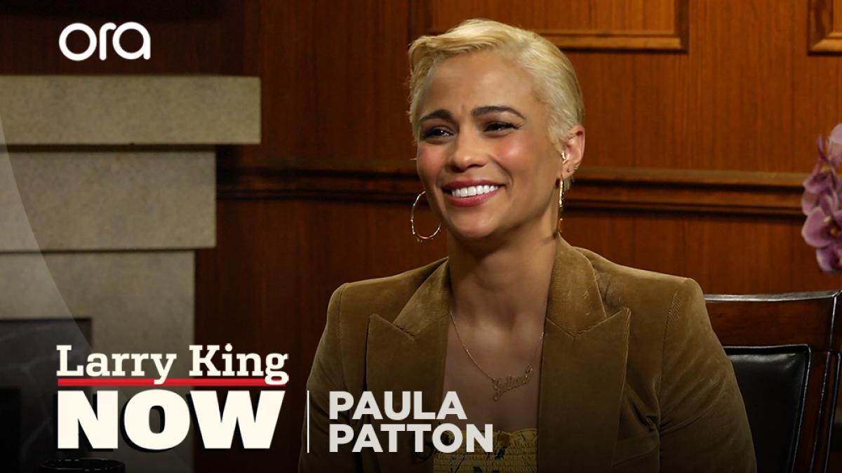 Paula Patton on her career, Robin Thicke, & Meghan Markle