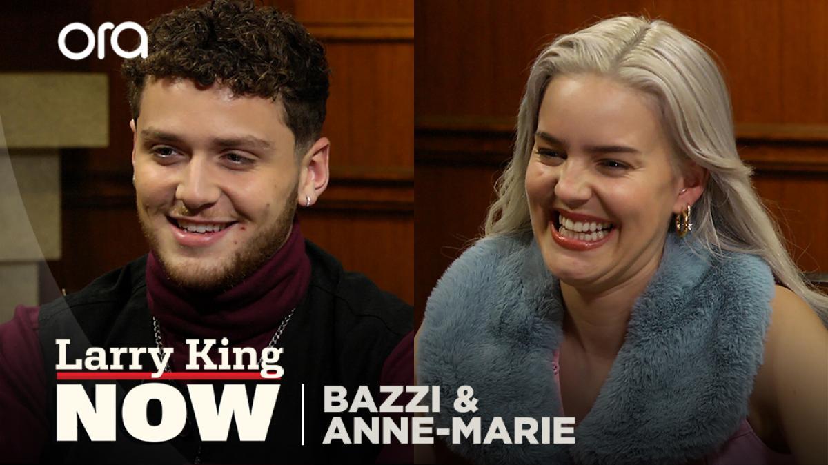 'Mine' singer Bazzi & British pop star Anne-Marie