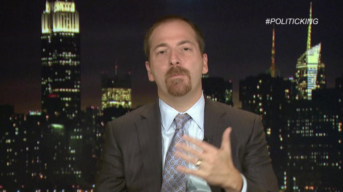 NBC's Chuck Todd On Why He Thinks Dems & Republicans Are ...