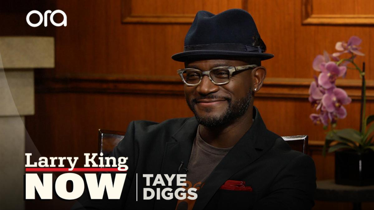 I M A Song And Dance Guy Taye Diggs On Hosting Critics Choice Awards