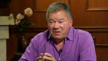 William Shatner And Larry King On Aging