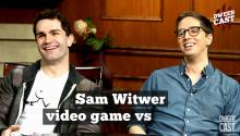PROTIP: Don't EVER Challenge Sam Witwer to a Lightsaber Fight