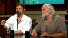 'Deadliest Catch': Captains Johnathan Hillstrand & Wild Bill Wichrowski