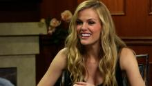 Brooklyn Decker on modeling, acting and Andy Roddick