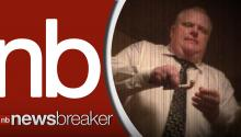 Mayor Rob Ford Announces Campaign Break as 2nd Video Surfaces