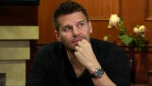 David Boreanaz: I'd Like To Work With Willem Dafoe on Bones