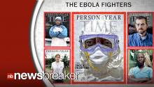 "'Ebola Fighters' Named Time Magazine's 2014 ""Person of the Year"""