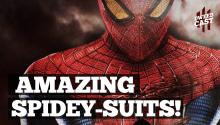 5 Greatest Spider-Man Suits Ever!