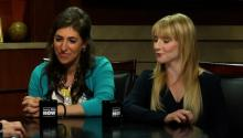 Mayim Bialik and Melissa Rauch Preview the Finale of The Big Bang Theory