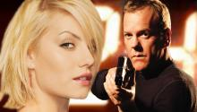 "Is Elisha Cuthbert in the new ""24""?"