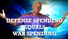 Defense Spending = War Spending