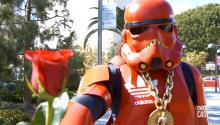 Celebrate Star Wars with Hip Hop Trooper