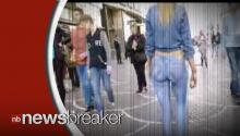 VIRAL VIDEO: Nobody Notices This Woman's Not Wearing Pants
