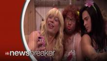 TODAY'S LOL: Zac Efron, Seth Rogen, and Jimmy Fallon in Drag as the EW! Girls