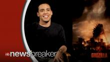 "Up and Coming Actor Victor Rasuk talks about his roles in ""Godzilla"" and ""Fifty Shades of Grey"""