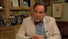 Oliver Stone talks about Born On The Fourth Of July