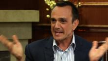 Hank Azaria talks about acting