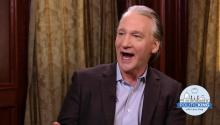 Bill Maher Wants to See Hillary Clinton & Elizabeth Warren Run on the