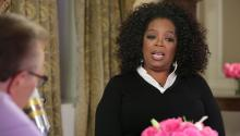 Oprah talks about The Butler