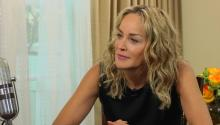 Sharon Stone talks about Lovelace