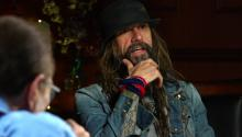 Rob Zombie talks horror