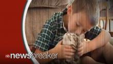 Parents Reveal Bond Between Boy & Cat That Saved Him From Dog Attack in Viral Video