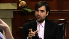 Jason Schwartzman talks about Saving Mr. Banks
