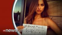 Russian Model Creates Controversy Over Naked #BringBackOurGirls Instagram Photo