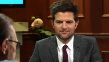 Adam Scott talks about The Secret Life Of Walter Mitty