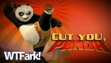 CUT YOU, PANDA: Parents Fight Over Circumcising Their Son. Did I Mention He's 3? And A Panda? Sorta.