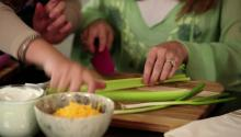 Fast Ways to Cut Celery