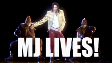 Michael Jackson Hologram Hoopla at the Billboard Music Awards