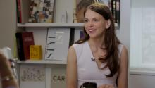 Sutton Foster & Andy Karl interview