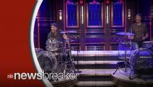 TODAY'S LOL: Will Ferrell and Chad Smith's Tonight Show Drum Battle