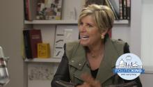Financial Guru Suze Orman Would Choose Elizabeth Warren Over Hillary for President